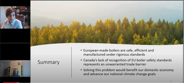 Screen Shot for Biomass Boiler Standards in Canada