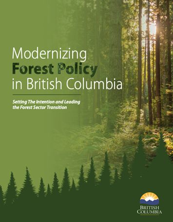 The BC Intentions Paper Forest Policy
